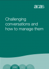 Challenging conversations and how to manage them